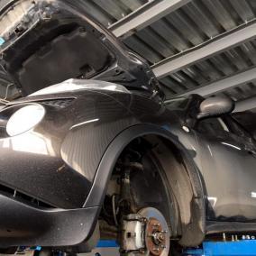 Ремонт рулевой рейки Nissan Juke