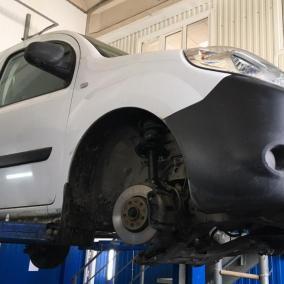 Ремонт рулевой рейки Renault Kangoo